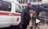 Горящий в Москве теплоход «Сергей Абрамов» вспыхнул с новой силой
