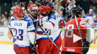 Трансляция финала Чемпионата мира по хоккею 2014 начнется в 22:00 по Первому каналу