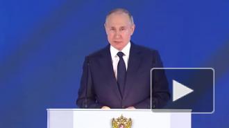 Владимир Путин призвал всех жителей России привиться от COVID-19