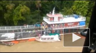 При кораблекрушении в Бразилии погибли 18 человек