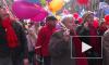 Первомай 2014 в Петербурге: от многотысячного ЕдРа с сексапильными барабанщицами до скандальных ЛГБТ
