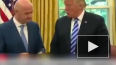 "Трамп показал журналистам ""красную карточку"" на встрече ..."