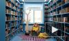 Городские открытия: как выглядит новая библиотека в Красногвардейском районе