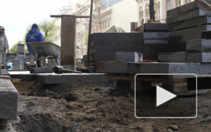 """Активистов возмутило качество благоустройства города от """"Газпрома"""""""