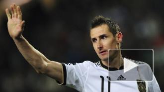 Клозе ушел из сборной Германии