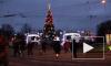 В Новый год светодиодная сцена будет радовать пьяных горожан на Дворцовой
