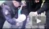 Видео: Алтайский убийца показал как убивал женщину и ее двух маленьких детей