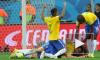 Чемпионат мира 2014, Бразилия – Колумбия: счет 2:1 позволил бразильцам пробиться в полуфинал