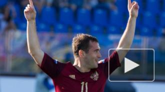 Россия – Словакия, футбол, 26 мая 2014: счет в пользу России, но множества голов болельщики не увидели
