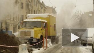 Разворованные миллиарды аукнулись новой аварией, на этот раз на Васильевском