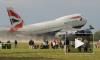 Boeing-747 врезался в аэропорт Йоханнесбурга, разрушив здание