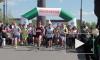 """Более 6 тыс петербуржцев пробежали """"Зеленый марафон"""" от Сбербанка"""