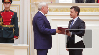 Георгий Полтавченко вступил в должность губернатора