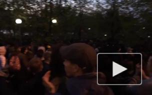 """В Екатеринбурге продолжаются протесты вокруг """"храма раздора"""""""