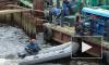Видео: водолаз погиб в Неве из-за строительного мусора