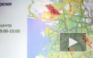 Яндекс-пробки: Утром - на машине, вечером - на метро