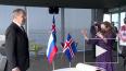 Лавров пошутил про Блинкена и вулканы на встрече с премь...