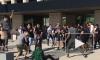 Задиристое видео из Краснодара: футбольные болельщики устроили массовую драку