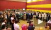 Видео: в 10 школе девятиклассникам торжественно вручили аттестаты