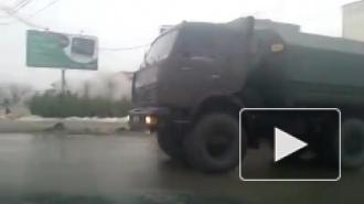 Очевидец: для стабилизации обстановки в Волгоград вводят войска