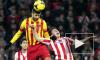 Барселона потерпела первое поражение в чемпионате Испании