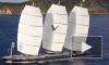 СМИ: Песков и Навка арендовали самую дорогую яхту в мире за 28 млн рублей в неделю