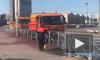Видео: Московский район отмывают от зимней грязи