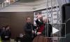 Нападение Стаса Барецкого на Алексея Венедиктова сняли на видео