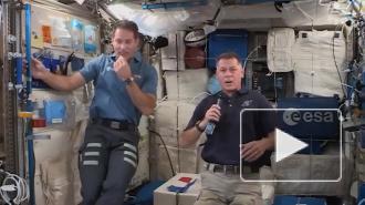 """Астронавт признался, что перед полетом на """"Союзе"""" ему нелегко дался русский язык"""
