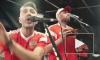 Шнуров и Слепаков спели песню с извинениями российской сборной