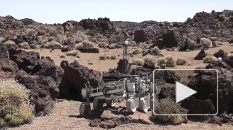 Специалисты ESA нашли подобие Марса на Земле
