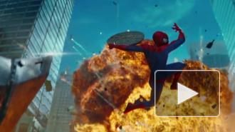 """Фильм """"Новый Человек-паук 2: Высокое напряжение"""" удержался в топ-10"""