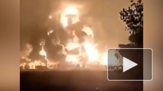 При взрыве на НПЗ в Индонезии пострадали 28 человек