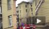 На улице Савушкина загорелась жилая квартира