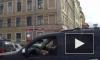 Задорный водитель веселил петербуржцев в пробке в центре города
