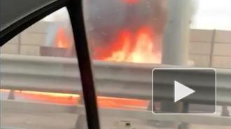 Число жертв дорожной аварии на КАД достигло трех человек