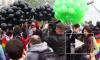 В участников гей-парада на Марсовом поле бросили дымовую шашку