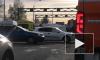 Видео: на Хасанской перевернулась машина Следственного Комитета