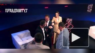 """Депутата """"Слуги народа"""" избили в эфире шоу во время спора о рынке земли"""