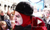 Полиция прогнала Цирк дю-Солей с улиц Петербурга