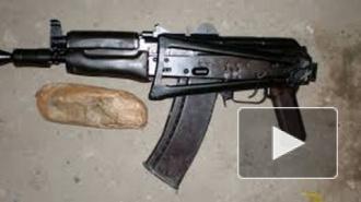 В Петербурге арестованы мигранты с автоматом Калашникова