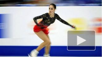 Алина Загитова - чемпион мира по фигурному катанию