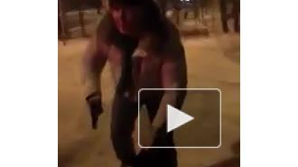 Не-корпоративное видео: завели уголовное дело из-за драки и стрельбы пьяных полицейских в Чите