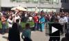 """В Москве горит здание """"Яндекса"""": появилось видео"""