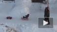 Видео из Барнаула: игрушечный джип прокатил с ветерком ...