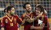 Испания разбила Уругвай в товарищеском матче