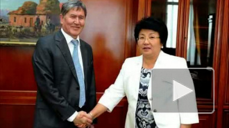 Киргизия выбирает президента