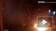 Опубликовано видео момента взрыва в Киеве, где был ...