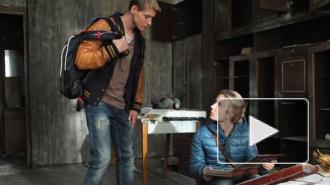 """""""Чернобыль. Зона отчуждения"""": на съемках 8 серии заброшенный пионерлагерь превратили в генштаб КГБ"""