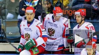 Россия обыграла Германию в первом матче хоккейного Еврочелленджа